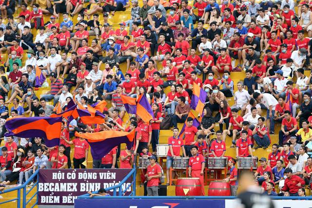 ẢNH: CLB Hà Nội tìm lại niềm vui chiến thắng ngay trên sân của B.Bình Dương (Vòng 6 V.League 2020) - Ảnh 1.