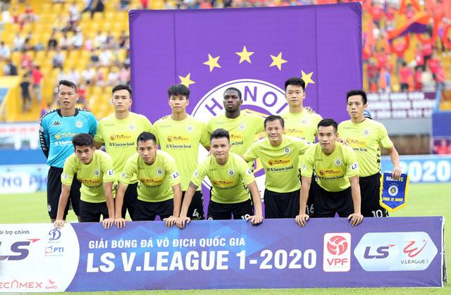 ẢNH: CLB Hà Nội tìm lại niềm vui chiến thắng ngay trên sân của B.Bình Dương (Vòng 6 V.League 2020) - Ảnh 2.