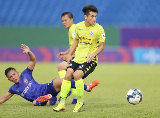 ẢNH: CLB Hà Nội tìm lại niềm vui chiến thắng ngay trên sân của B.Bình Dương (Vòng 6 V.League 2020) - Ảnh 11.