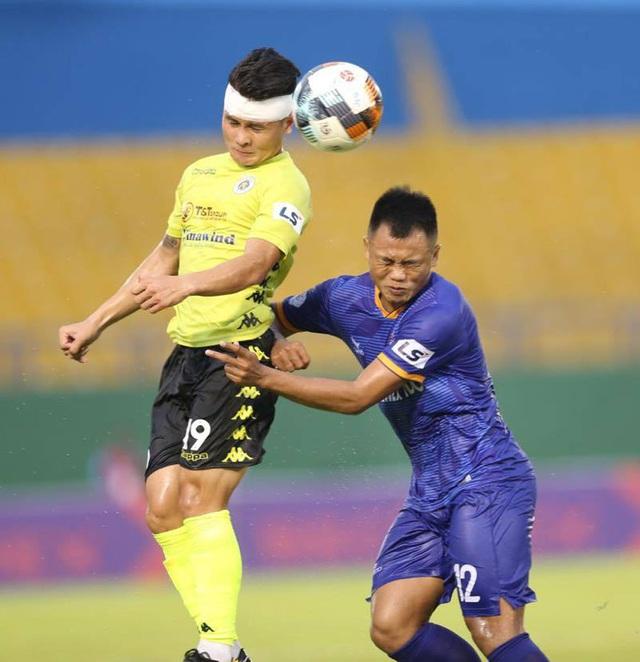 ẢNH: CLB Hà Nội tìm lại niềm vui chiến thắng ngay trên sân của B.Bình Dương (Vòng 6 V.League 2020) - Ảnh 7.
