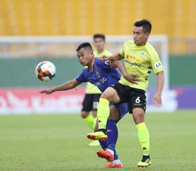 ẢNH: CLB Hà Nội tìm lại niềm vui chiến thắng ngay trên sân của B.Bình Dương (Vòng 6 V.League 2020) - Ảnh 6.