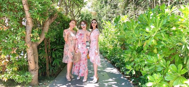 Lã Thanh Huyền, Vân Hugo và Quỳnh Nga khoe ảnh bikini nóng bỏng - Ảnh 7.