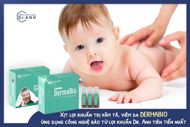 Vai trò quan trọng của lợi khuẩn trong việc bảo vệ làn da cho bé yêu - Ảnh 3.