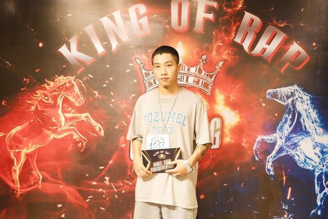 Dàn thí sinh đẳng cấp của King of Rap 2020 - Ảnh 12.