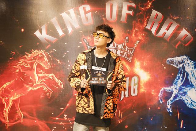 Dàn thí sinh đẳng cấp của King of Rap 2020 - Ảnh 11.