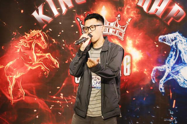 Dàn thí sinh đẳng cấp của King of Rap 2020 - Ảnh 8.