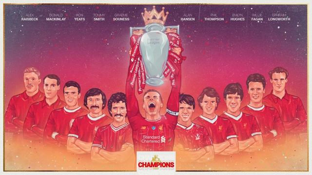 Đằng sau chức vô địch Premier League của Liverpool: Thống kê và thu thập dữ liệu - Ảnh 1.