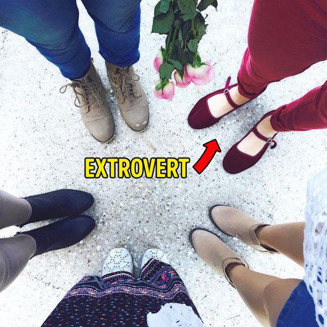 Đôi giày của bạn sẽ tiết lộ bạn là người như thế nào - Ảnh 1.