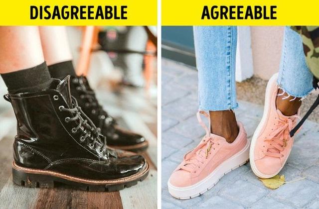 Đôi giày của bạn sẽ tiết lộ bạn là người như thế nào - Ảnh 3.