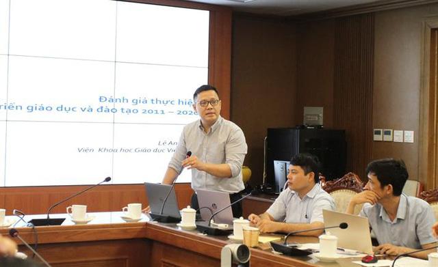 Đưa ra chỉ số đột phá để thấy sự khác biệt của giáo dục Việt Nam so với thế giới - Ảnh 3.