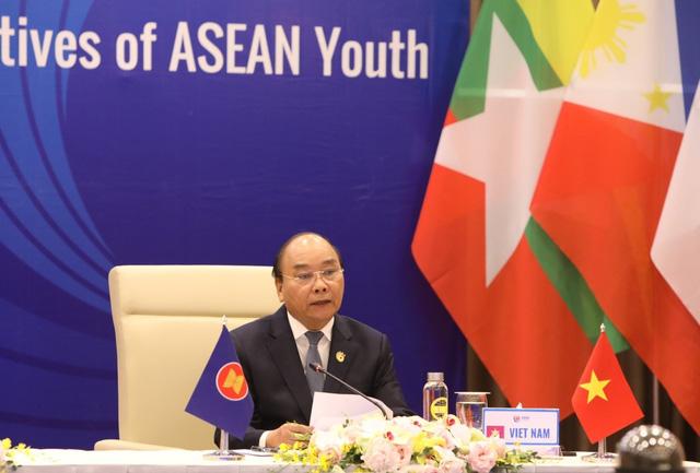 Thủ tướng: Thanh niên là niềm hy vọng của cả thế giới hôm nay! - Ảnh 1.