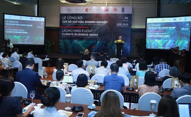 Tăng trách nhiệm doanh nghiệp với môi trường qua Chỉ số Khí hậu doanh nghiệp (CBI) - Ảnh 4.