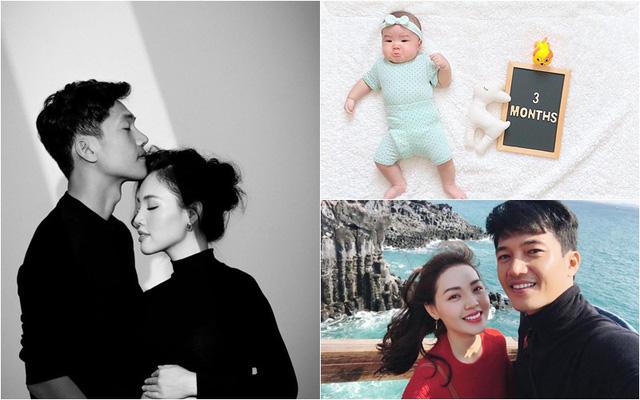 Ngày Gia đình Việt Nam, ngắm khoảnh khắc hạnh phúc bên gia đình của các diễn viên - Ảnh 12.
