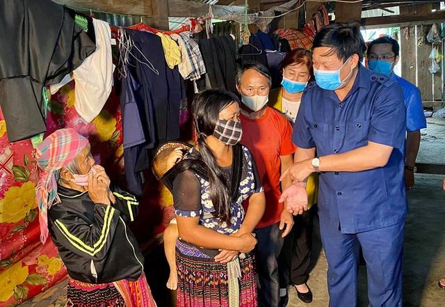 Không để dịch bạch hầu bùng phát trở lại ở huyện Đắk Glong - Ảnh 2.