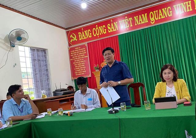 Không để dịch bạch hầu bùng phát trở lại ở huyện Đắk Glong - Ảnh 1.