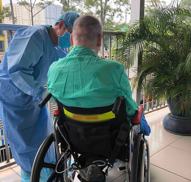 Đại sứ quán Anh đề nghị cho bệnh nhân 91 về nước ngày 12/7 - Ảnh 1.