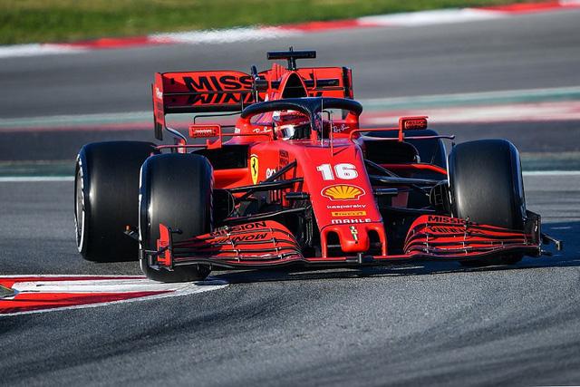 Sebastian Vettel tự tin trước mùa giải mới - Ảnh 2.