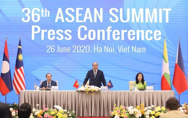 Hội nghị cấp cao ASEAN lần thứ 36 là sự kiện lịch sử - Ảnh 1.