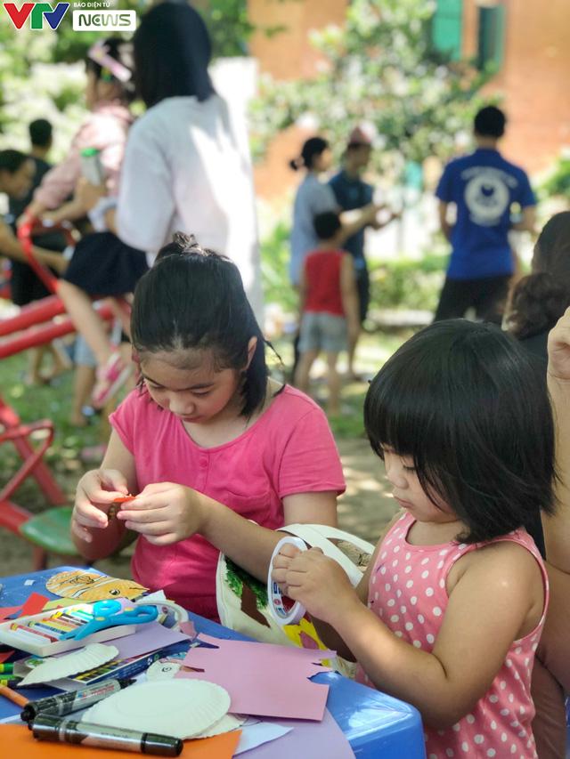 Cùng em háo hức: Lan toả văn hoá đọc trong các gia đình Việt Nam - Ảnh 14.