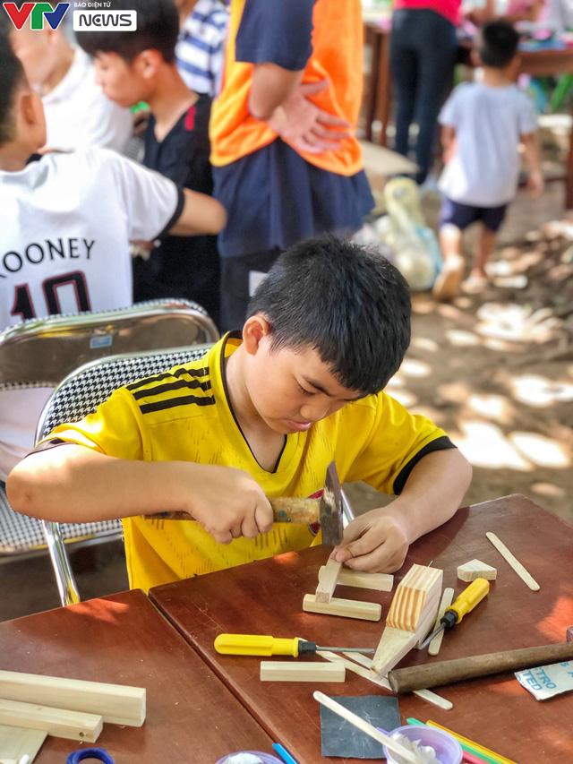 Cùng em háo hức: Lan toả văn hoá đọc trong các gia đình Việt Nam - Ảnh 11.