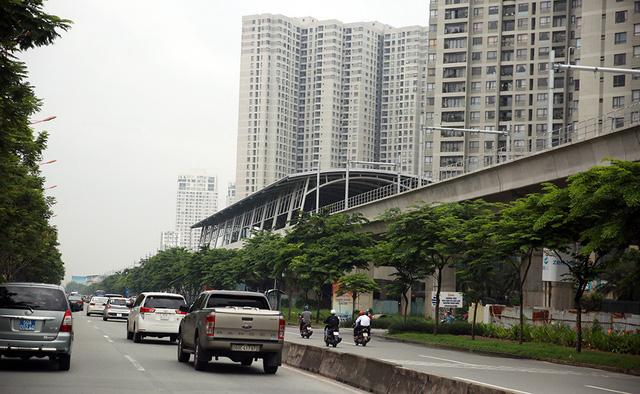 Phó Thủ tướng Phạm Bình Minh thị sát tuyến metro số 1 của TP.HCM - Ảnh 5.