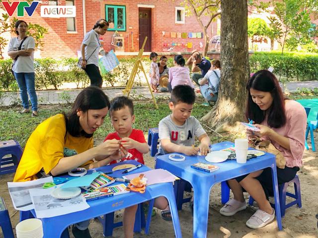 Cùng em háo hức: Lan toả văn hoá đọc trong các gia đình Việt Nam - Ảnh 9.
