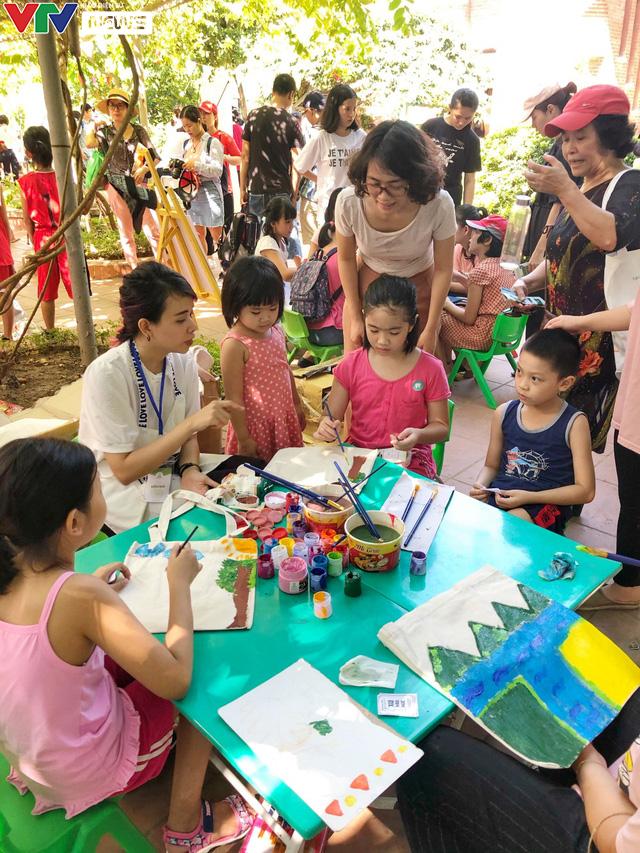 Cùng em háo hức: Lan toả văn hoá đọc trong các gia đình Việt Nam - Ảnh 8.