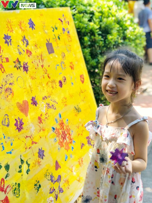 Cùng em háo hức: Lan toả văn hoá đọc trong các gia đình Việt Nam - Ảnh 7.
