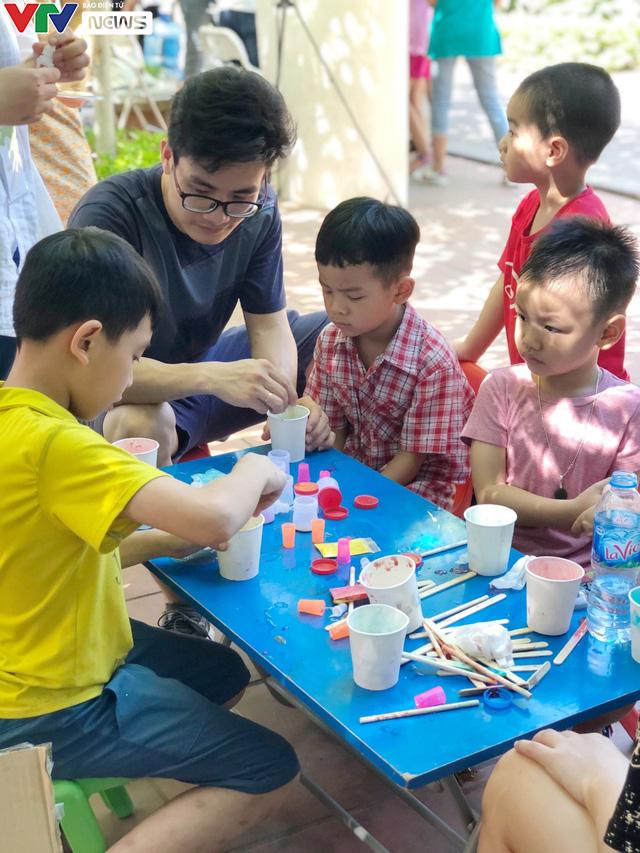 Cùng em háo hức: Lan toả văn hoá đọc trong các gia đình Việt Nam - Ảnh 5.