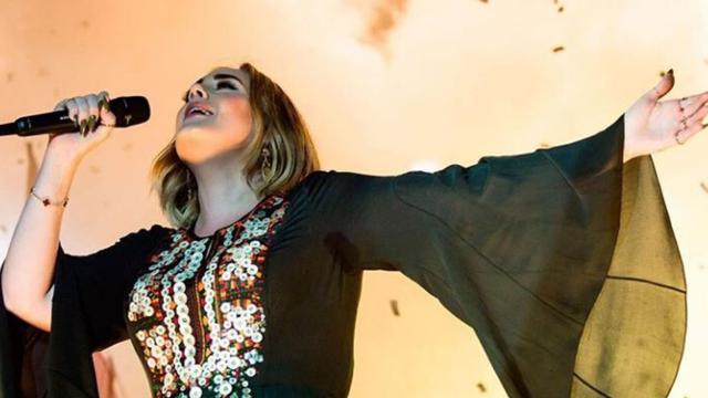 Adele không vội ra album mới - Ảnh 1.