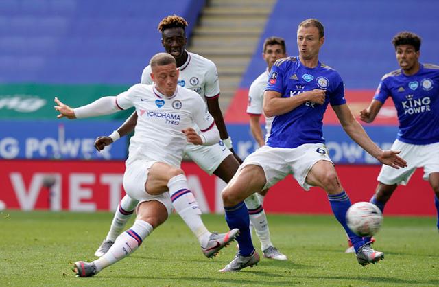 Leicester City 0-1 Chelsea: Siêu dự bị tỏa sáng (Tứ kết Cúp FA) - Ảnh 2.