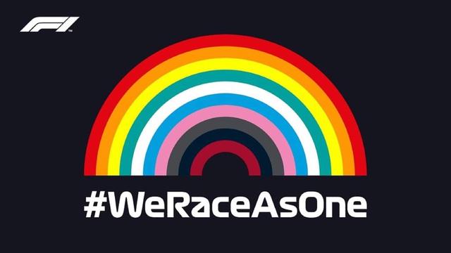 F1 sẽ bắt đầu mùa giải 2020 với thông điệp mạnh mẽ về sự bình đẳng - We Race As One - Ảnh 1.