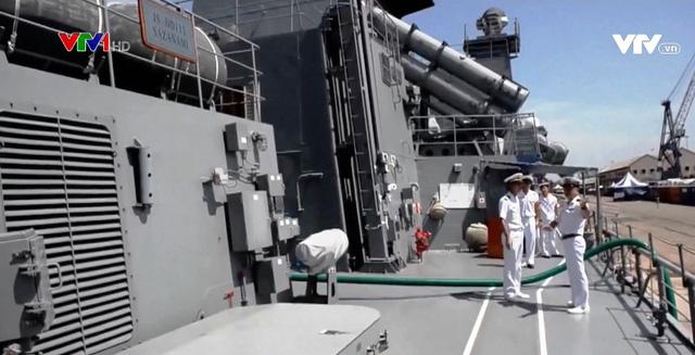 Diễn tập hải quân Ấn Độ - Nhật Bản giữa lúc căng thẳng Trung - Ấn - Ảnh 2.