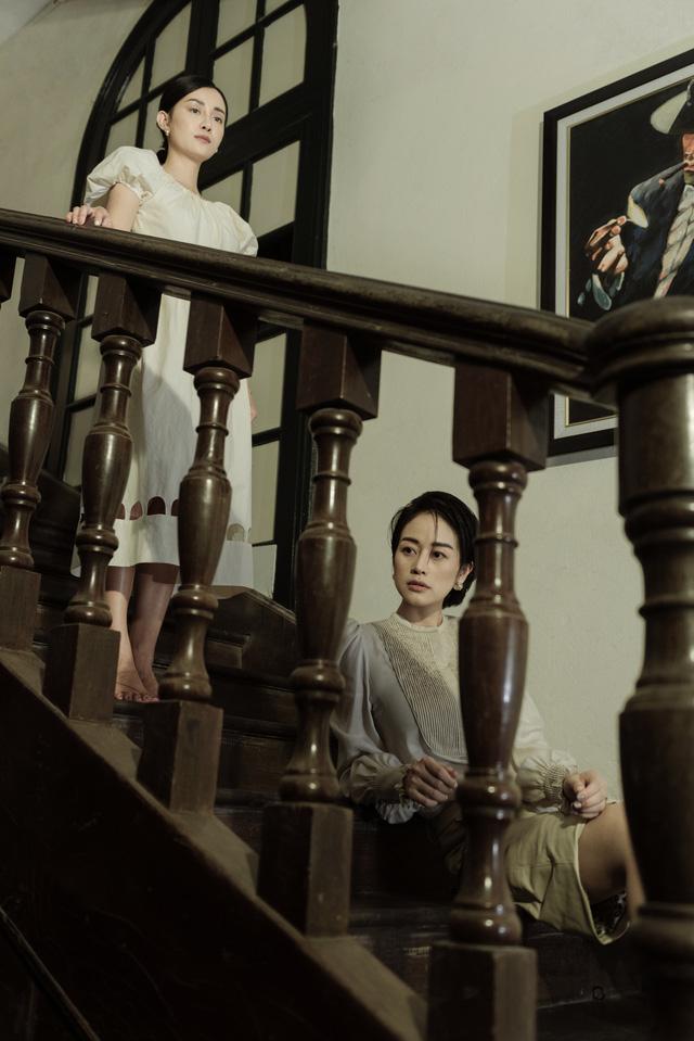 Gái một con Phí Linh nam tính bên MC Quỳnh Chi nữ tính và mềm mại - Ảnh 9.