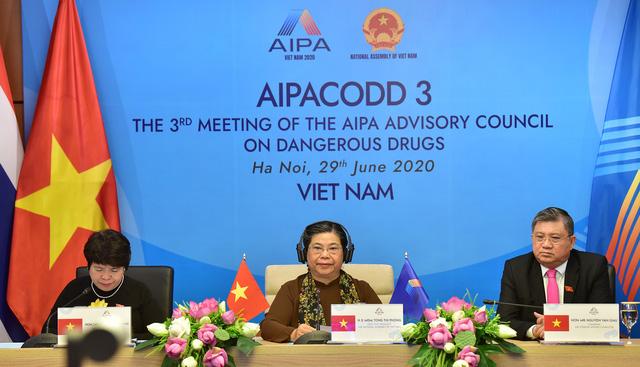 Biến lời nói thành hành động hướng tới một cộng đồng ASEAN không có ma túy - Ảnh 1.