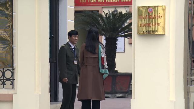 Lựa chọn số phận - Tập 9: Bích tiu nghỉu khi Cường từ chối hẹn hò, Xuân lén lút đến tòa án một mình - Ảnh 3.