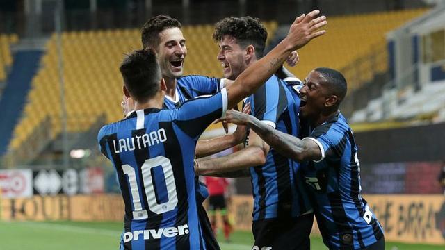 Parma 1-2 Inter Milan: Ngược dòng khó tin (Vòng 28 Serie A) - Ảnh 2.