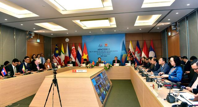Biến lời nói thành hành động hướng tới một cộng đồng ASEAN không có ma túy - Ảnh 2.