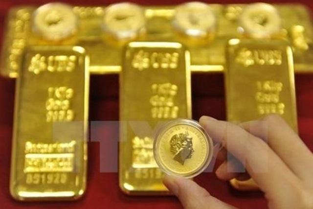 Giá vàng được tiếp sức, tiếp tục đà tăng - Ảnh 2.