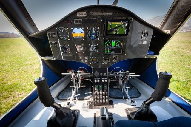Velis Electro - Máy bay điện đầu tiên được cấp phép ở châu Âu - Ảnh 1.