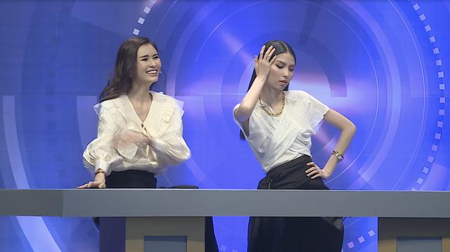 Người mẫu Thuỳ Dương đòi múa đường quyền vì trai đẹp Cao Xuân Tài - ảnh 2