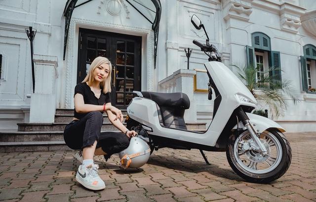 Yadea hâm nóng thị trường xe máy điện bằng chiếc BuyE - ảnh 1