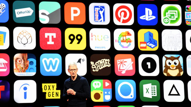 Kho ứng dụng - Gót chân Asin của hai ông lớn công nghệ Apple và Google - Ảnh 2.