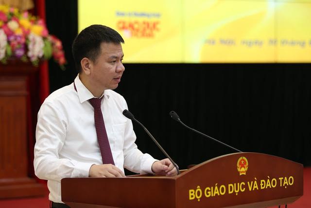 Phát động Giải Báo chí toàn quốc Vì sự nghiệp Giáo dục Việt Nam năm 2020 - Ảnh 2.