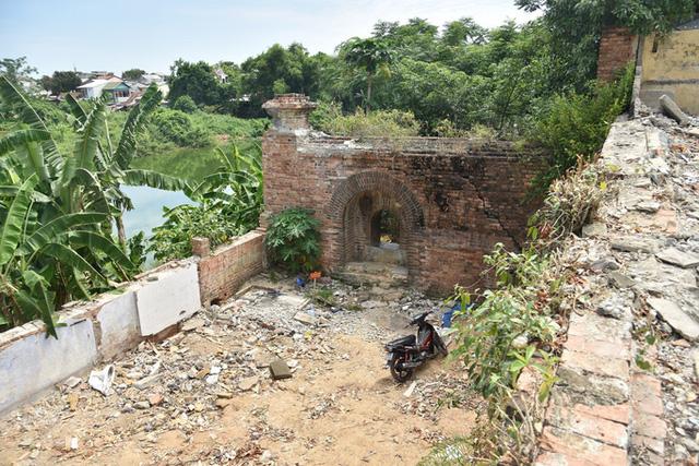Hai cổng gạch mới phát hiện ở Kinh thành Huế: Có thể là chỗ đặt đại bác - Ảnh 2.