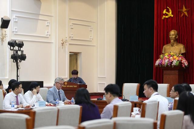 Phát động Giải Báo chí toàn quốc Vì sự nghiệp Giáo dục Việt Nam năm 2020 - Ảnh 3.