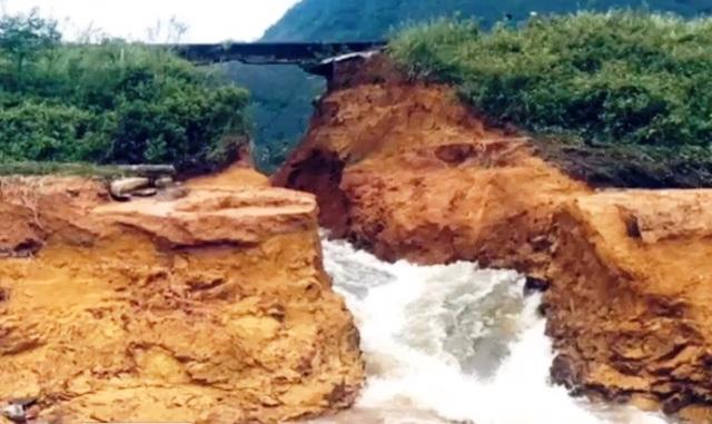 Nhiều hồ đập ở Tây Nguyên đang kêu cứu - Ảnh 1.