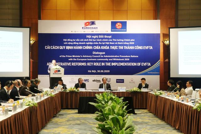 Việt Nam giải quyết thủ tục cho chuyên gia EU nhập cảnh chỉ trong 1 ngày - ảnh 1