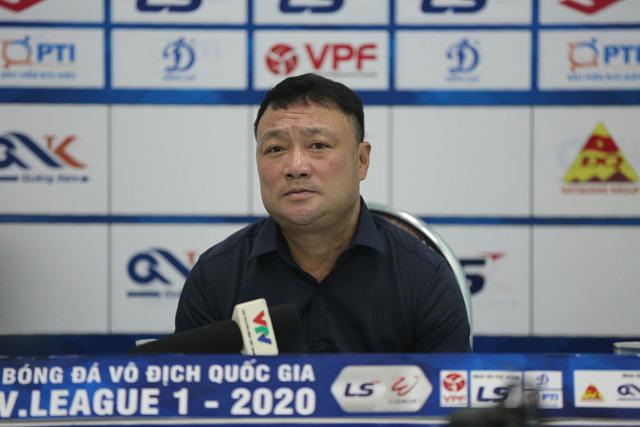 Chùm ảnh: CLB Viettel thắng đậm CLB Quảng Nam ngay trên sân khách (Vòng 7 V.League 2020) - Ảnh 13.