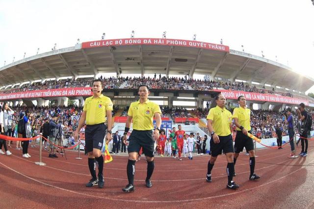 Chùm ảnh: HAGL chia điểm nhạt nhòa trước CLB Hải Phòng (Vòng 7 V.League 2020) - Ảnh 6.
